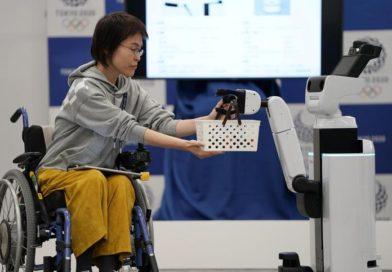 Tokyo 2020,i supporti robotici pensati per aiutare spettatori disabili