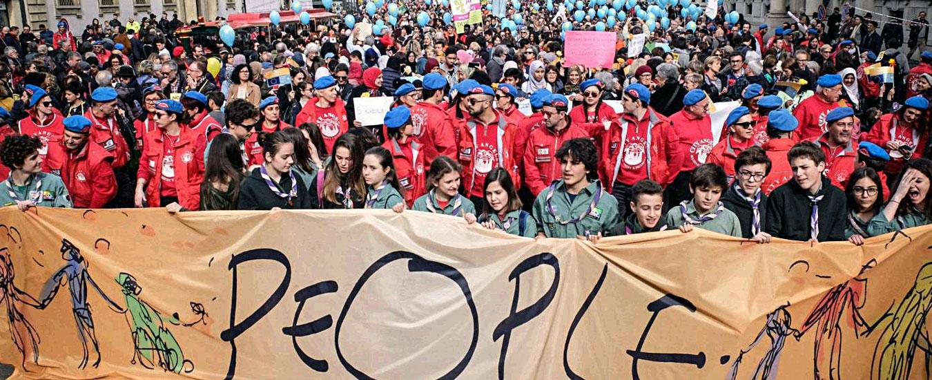 People',per i diritti contro la politica della paura