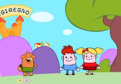 """Arriva su Rai Yo Yo""""Lampadino e Caramella"""", ilprimo cartone animato accessibile a tutti i bambini."""