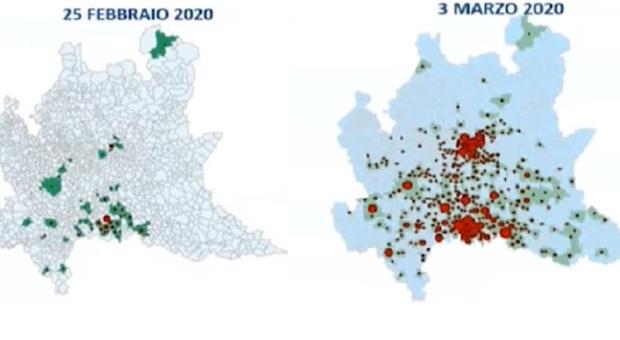 Coronavirus: Chiusa tutta la Regione Lombardia