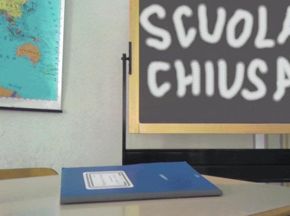Chiusura totale delle scuole, il provvedimento all'interno del maxi-decreto approntato per fronteggiare l'emergenza