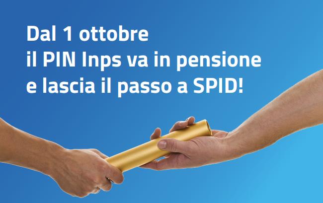 INPS, dal 1 ottobre il PIN non sarà più sufficiente per utilizzare i servizi on line: occorrerà dotarsi di SPID
